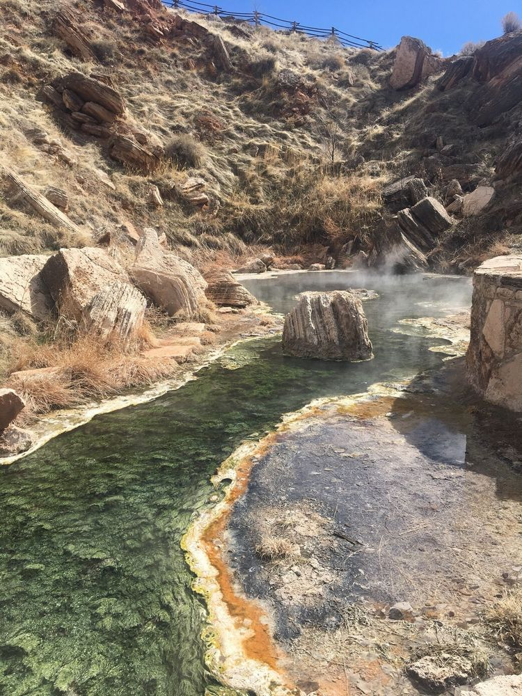 Hot Springs Source